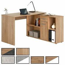 Schreibtisch Eckschreibtisch Winkelschreibtisch Computertisch Bürotisch