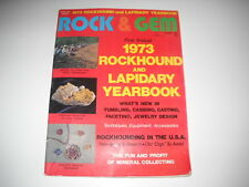 Rock & Gem Magazine - March 1973