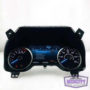 FORD F150 PLATINUM Speedometer Dash Instrument CLUSTER Odometer HL3T10849CJD FX4