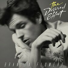 BRANDON FLOWERS - THE DESIRED EFFECT  CD NEUF