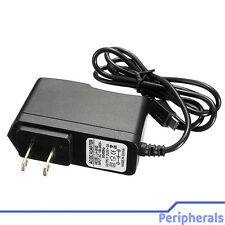 US Plug AC100-240V For DC 5V 2A Micro USB Charger Adapter Cable Power Supply