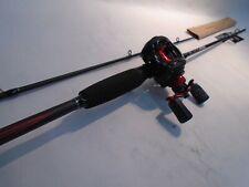 New Abu Garcia Black Max Baitcast Fishing Rod Reel Combo Bmax3/662M Low Profile
