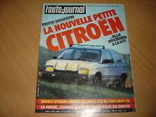 AJ N°2 1985 Mercedes 190 E 2.3-16.Uno ES.