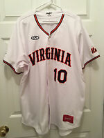 Virginia UVA Cavaliers Baseball Pavin Smith Game Worn Jersey Diamondbacks