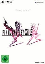 Final Fantasy XIII-2 -- Crystal Edition (Sony PlayStation 3, 2012)