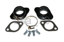 Carburetor adapters gaskets clamps screws Mikuni, Jikov, Keihin URAL DNEPR K-750