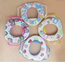 1 pcs SOFT PADDED BABY POTTY/TOILET SEAT COVER TOILET TRAINING YOURR BABY & KIDS