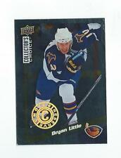 2009-10 Collector's Choice Reserve Prime #22 Bryan Little Thrashers