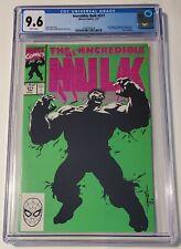 Incredible Hulk#377 cgc9.6 ( 1ST app.of Professor Hulk) 🔥🔥🔥🔥
