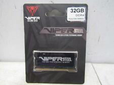 Viper Steel Series DDR4 32GB (1 x 32GB) RAM - 2666