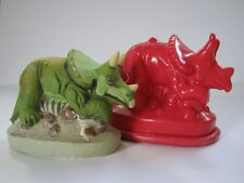 Latex Dinosaur Moulds for Wax or Plaster