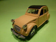 POLISTIL S219 1th serie CITROEN 2CV - 1:25 - RARE SELTEN - GOOD CONDITION