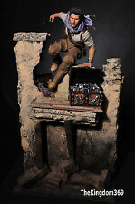 Sideshow Exclusive NATHAN DRAKE PF UNCHARTED Custom Diorama Nt Punisher