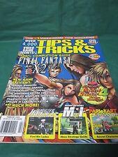 Tips & Tricks Video Game Tips Magazine - No 108 February 2004