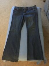 "Tommy Hillfiger jeans size 16 R With  31"" Inseam, Double Button"