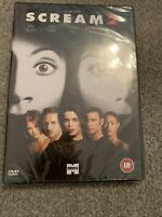 Scream 2 (DVD, 2001) Brand New And Sealed