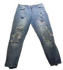 Almost Famous Denim Mid Rise Jeans Juniors Size 13