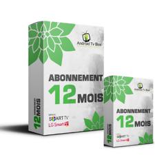 abo 24 mois  / Smart ip TV code et M3U Smart TV iptv smarters
