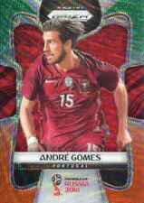 Prizm World Cup 2018 G/O Wave Parallel Base Card #162 Andre Gomes - Portugal
