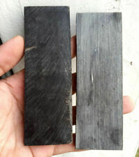 120*40*6mm Real Ox Horn Knife Handle Making DIY Scale Slab Buffalo Horn Material