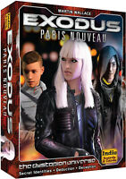 Exodus Paris Nouveau jeu de plateau en anglais Indie Boardgame