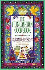 The Hungarian Cookbook by Susan Derecskey and Derecskey (1987, Paperback)