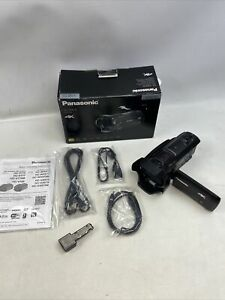 Panasonic HC-VX870 4K Ultra HD Video Camera/Camcorder - Black