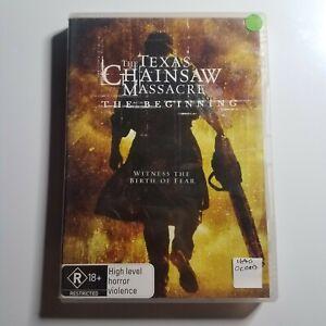 The Texas Chainsaw Massacre: The Beginning | DVD Movie | Horror/Slasher | 2006