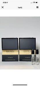 Carolina Herrera Bad Boy Le Parfum EDP 2/pc Sample Kit  0.05 Fl Oz/1.5ml Each
