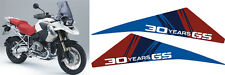 bmw gs 1200 30 years gs 2011  Adesivi tanga  - adesivi/adhesives/stickers/decal