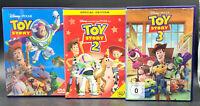 DVD: Sammlung TOY STORY 1-3 (1 + 2 + 3) / Komplett Deutsch