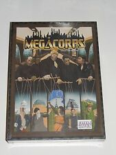 MEGACORPS BOARD GAME *NEW!* Z-MAN GAMES