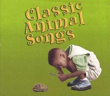 CLASSIC ANIMAL SONGS (Children's CD) *NEW & SEALED* USA Digipak Import