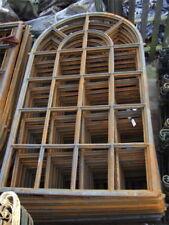 Eisenfenster, stilvolles Fenster wie altes aus Fabrik -Scheune, westfälisch groß