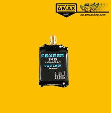Foxeer Switcher Videosender 5,8GHz 25mW (200/600) RP-SMA mit PIN