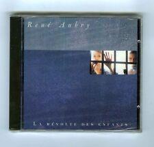 CD (NEW) RENE AUBRY LA REVOLTE DES ENFANTS
