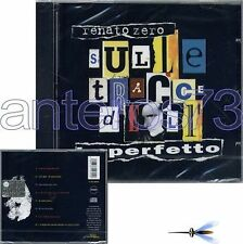 """RENATO ZERO """"SULLE TRACCE DELL'IMPERFETTO"""" CD SIGILLATO"""