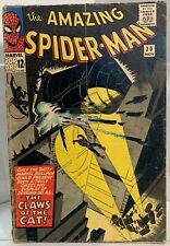 Amazing Spider-Man #30 (1965) 2.0 GD Lee/Ditko - 1st Appearance of The Cat