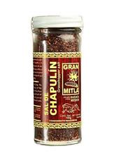 Gran Mitla Sal de Chapulin (Cricket Salt) 100 Gram Jar