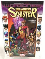 Squadron Sinister Warzones  Marvel Comics TPB NEW Paperback Captain Marvel