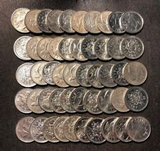 Old Barbados Coin Lot - 50 Lower Mintage Coins - FREE SHIPPING