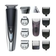Hatteker Mens Beard Trimmer Kit Body Mustache Trimmer Hair Trimmer for Nose Set