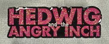 HEDWIG THE ANGRY AND THE ANGRY INCH BROADWAY SOUVENIR LAPEL PIN   FREE SHIPPING!