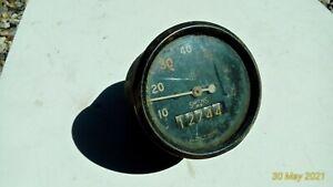 """smiths vintage speedometer  70 mph   2 1/2"""""""