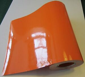 Self adhesive sign vinyl, 11 Colours,Ideal for Silhouette plotter, 315mm x 5Mtrs