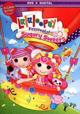 Lalaloopsy: Festival Of Sugary Sweets DVD / Sealed with Slip Cover