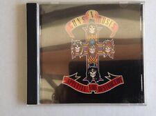 Guns N'Roses - Appetite For Destruction Cd 1987 Geffen GED 24148 German Press
