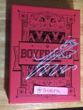 "BOYFRIEND 3rd Mini Album ""Witch"" Signed by Youngmin Mwave KPOP"