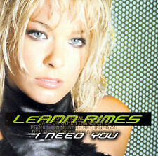 Audio CD I Need You - LeAnn Rimes - Free Shipping