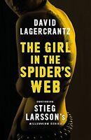 The Girl in the Spider's Web: Continuing Stieg Larsson's Millennium Series,Davi